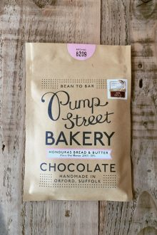 Pump Street Bakery Schokolade - Honduras Bread & Butter